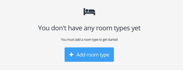 Adding Room Type